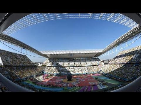 World Cup 2014 OFFICIAL OPENING CEREMONY SAO PAULO