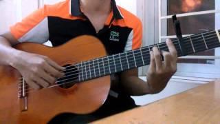 Nói làm sao hết - Tăng Nhật Tuệ (guitar cover)