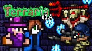 Drei Stunden im Hardmode Dungeon! | Terraria 1.4 Update (Part 24)