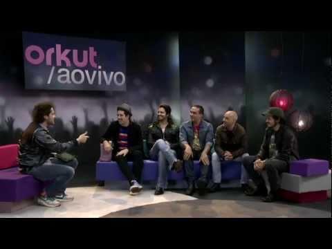 Jota Quest no Orkut Ao Vivo
