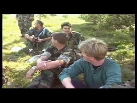 Operacija Oluja-ulazak hrvatske vojske u Knin