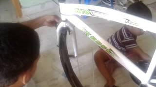 Duke Assembling Kross K10 26 inch bicycle