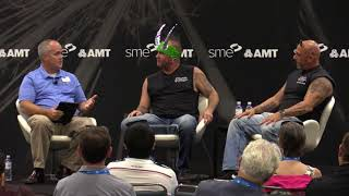 WESTEC 2017: Shop Talk with Counting Cars