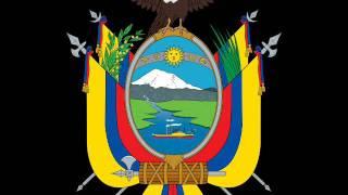 Patria (Ecuador) (versión cantada)