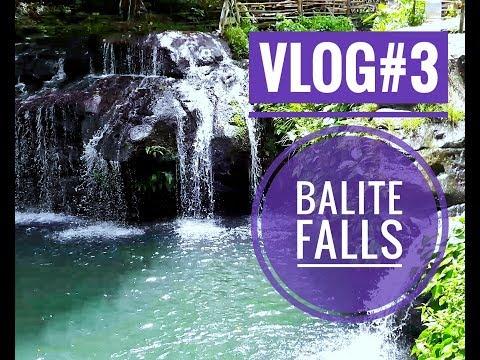 VLOG#3 BALITE FALLS, AMADEO CAVITE