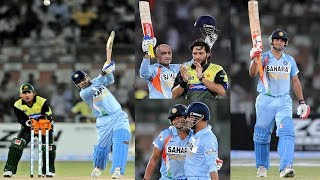 Indian Batsmen Make Pakistan Bowlers Forget How To Bowl: Asia Cup 2008 | India's Merciless Run Chase