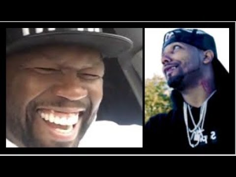 50 CENT Reacts JUELZ SANTANA Missing Teeth In DIPSET Video