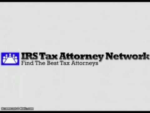 Tax Attorney Los Angeles CA - (855) 980-7563 -Tax Attorney Network - YouTube