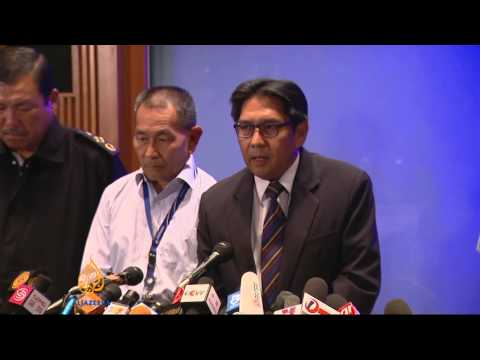 Authorities close third day of search for missing Malaysian plane