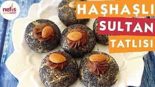 Haşhaşlı Sultan Tatlısı - Şerbetli Tatlı Tarifi - Nefis Yemek Tarifleri