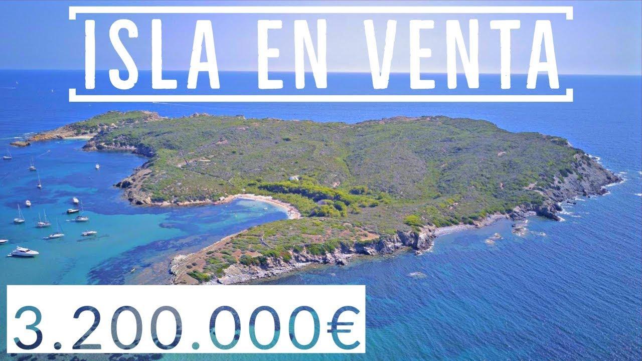 Illa de colom isla en el mediterraneo cerca de menorca 19751 youtube - Bonnin sanso menorca ...