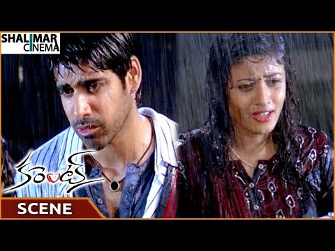 Current Movie || Sushanth & Sneha Ullal Love Breakup Scene || Sushanth,Sneha Ullal || Shalimarcinema