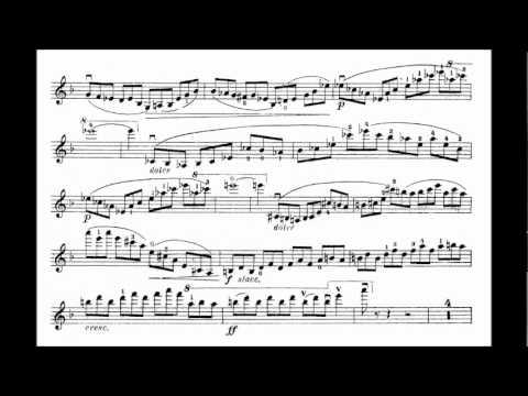 Lalo, Edouard Symphonie Espagnole mvt1