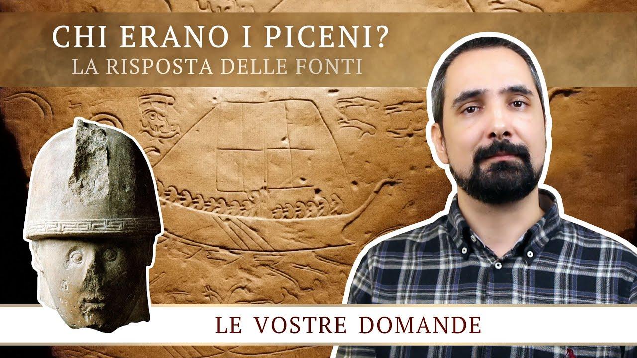 Chi Erano i Piceni?