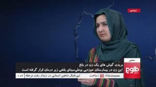 MEHWAR: Violence Against Women In Balkh Discussed / محور: بررسی خشونتها علیه زنان در بلخ
