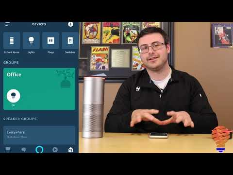 The New Alexa App - Walkthrough Of The New Home Control Section