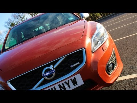 Volvo C30 R-Design ft. Andre Campbell Inter-review