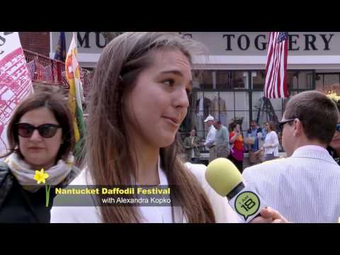 Nantucket Daffodil Festival - 4/29/17