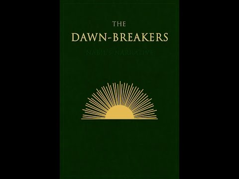 The Dawn Breakers Day 1 - Narrated by Bob Harris