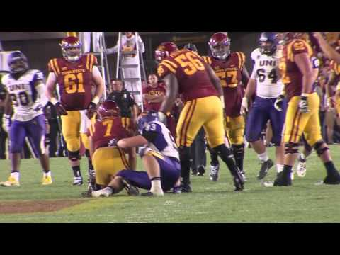 UNI Football: Karter Schult Considered NFL Prospect