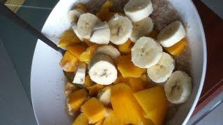 Kiwicha (amaranth) Maca Porridge Recipe