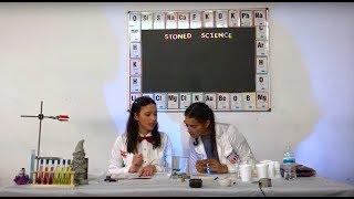 Magic Rocks (Coral Garden) w/ Kimberly Congdon & Sara Weinshenk - Stoned Science Episode 10