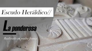 """Escudo heraldico """"La ponderosa"""""""