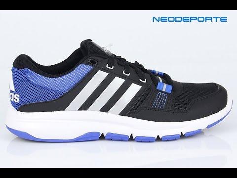 zapatillas adidas training gym warrior