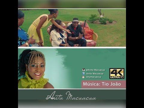Anita Macuacua   Tio João  (UHD 4K)