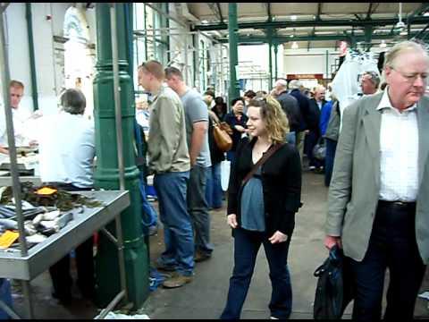St George's Market, Belfast, NI