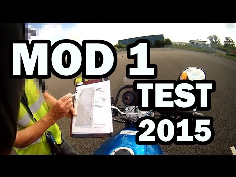 MOD 1 (2017) - Full Test - New Rules - Perfect Pass