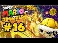 Let´s Play Super Mario 3D World [Blind] - Part #16 - Der Gold-Zug
