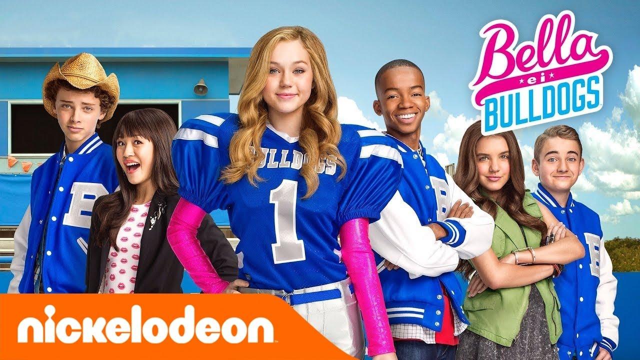 Bella E I Bulldogs Il Film Nickelodeon Italia