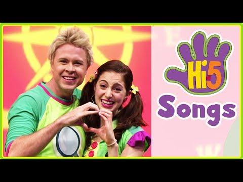 Hi-5 Songs   It's Our Planet & More Kids Songs - Hi5 Season 15 Songs of the Week