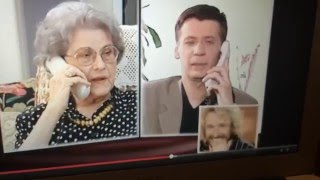 Telefonat zwischen G. Jauch und Rutila Gottschalk