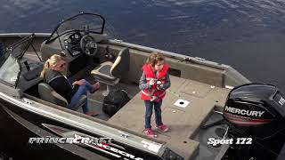 Video Princecraft 2018 - Sport 172 - Fishing boat - Bateau de pêche download MP3, 3GP, MP4, WEBM, AVI, FLV Oktober 2018
