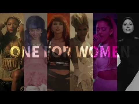 ONE FOR WOMEN | The Megamix // by Adamusic
