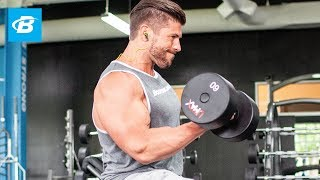 Arm-Building Superset Workout   Brian Casad
