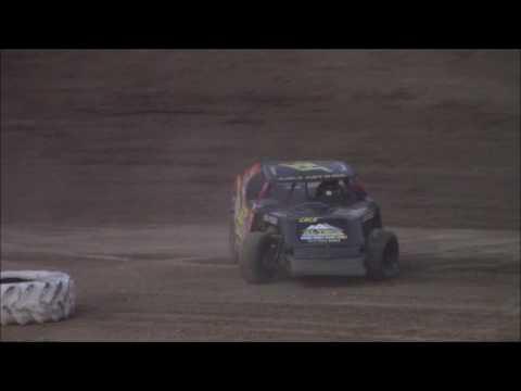 Butler Motor Speedway UMP Modified B-Main 6/25/16