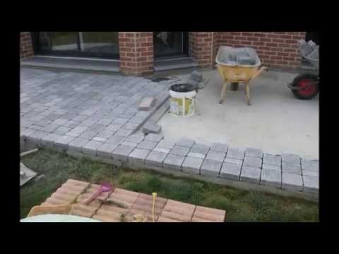 Terrasse Pave  Youtube