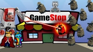 Gamestop™ Shoppin
