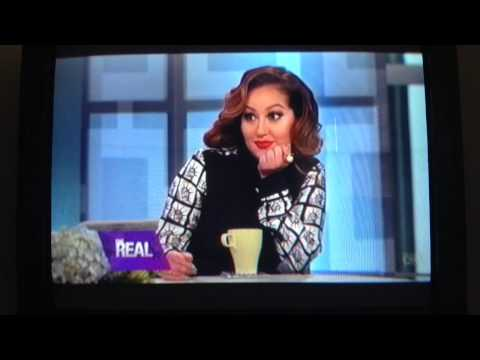 Adrienne Bailon Embarrassing moment