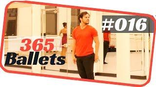Ballet duet / ballet duet dance. 365 ballets -ballet 016