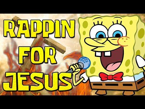 Rappin' for Jesus | SpongeBob Edition (Flying Dutchman Remix)