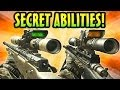 COD Ghosts: How To Properly Use The USR & L115 Snipers! Secret Sniper Ability (Ghost Tips & Tricks)