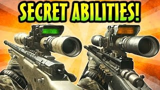 cod ghosts how to properly use the usr l115 snipers secret sniper ability ghost tips tricks
