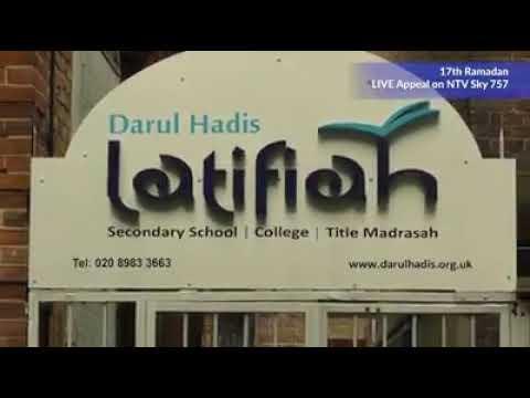 Documentary : Darul Hadis Latifiah Uk