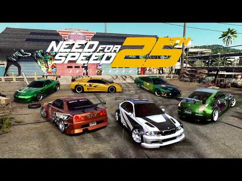 Need For Speed Icons | NFS Heat