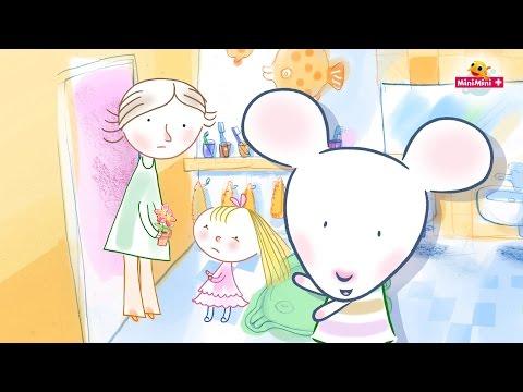 Jak  dokładnie myć ręce odc 7 | Myszka w Paski | Rossmann