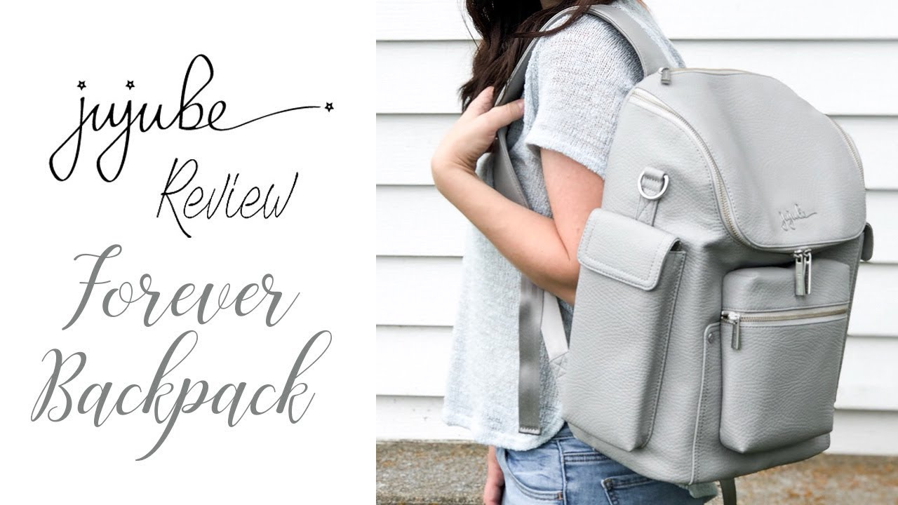b19367f2cd6a Ju-Ju-Be Forever Backpack   Ever Collection   Review, Packing & On The Body